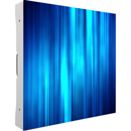 Светодиодный уличный экран 576x576мм, шаг пикселя 6мм — фото 1