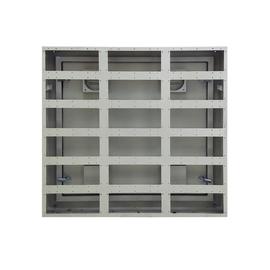 Стальной кабинет 960x960мм для LED-экрана — фото 1