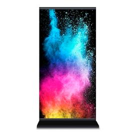 Светодиодный пилон 640x1600мм, шаг пикселя 2мм, для помещения — фото 1