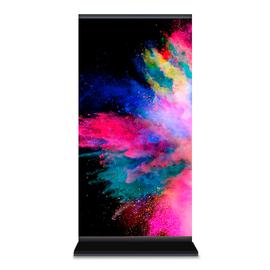 Светодиодный пилон 960x1600мм, шаг пикселя 4мм, для помещения — фото 1