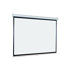 Проекционный настенный экран Lumien Eco Picture LEP-100110, 220x220см — фото 1