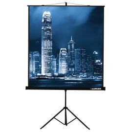 Проекционный экран на штативе Lumien Master View LMV-100111, 220x220см — фото 1