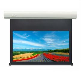 Проекционный настенный экран Lumien Cinema Control LCC-100114 с электроприводом, 185x272см — фото 1