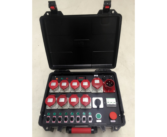 Пульт 8 каналов  Portable Case — фото 1