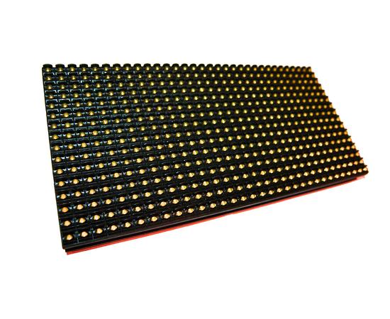 Светодиодный модуль P10, 320x160/32x16, уличный, желтый, Meiyad — фото 1