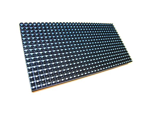Светодиодный модуль P10, 320x160/32x16, уличный, синий, Meiyad — фото 1