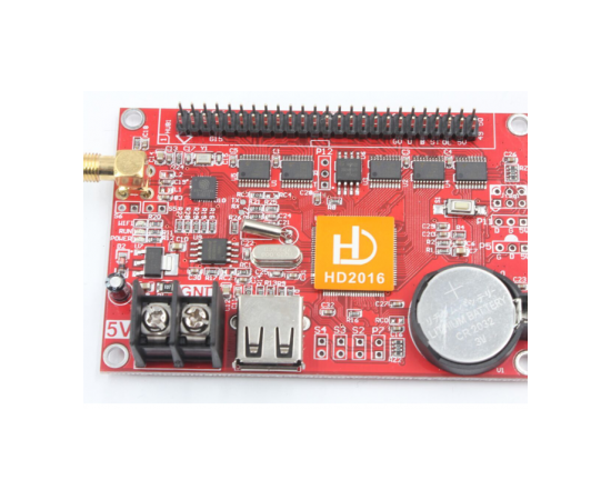 Контроллер HD-W64 для бегущей строки — фото 1