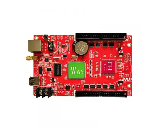 Контроллер HD-W66 для бегущей строки — фото 1