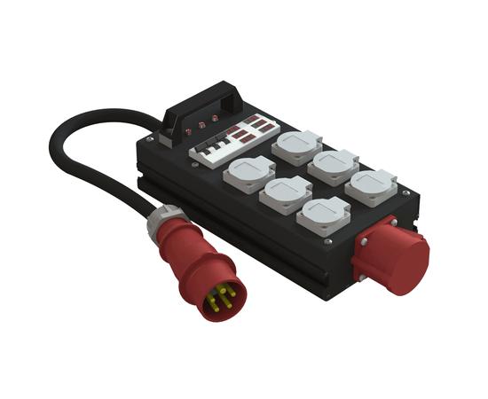 Дистрибьютор питания ETC 406 AV — фото 1