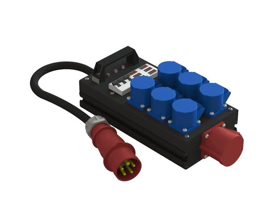 Дистрибьютор питания ETC 460 AV — фото 1