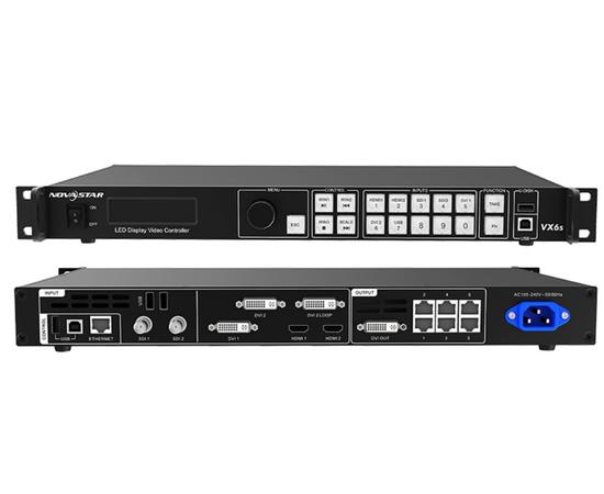 Видеопроцессор NovaStar Nova VX6S — фото 2