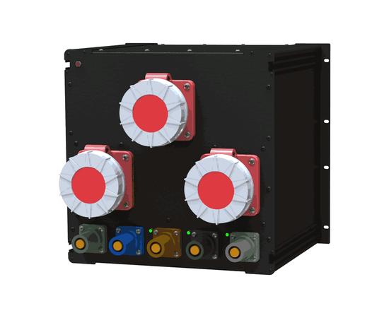 Дистрибьютор питания R 030 PL AV с вводом Powerlock — фото 1