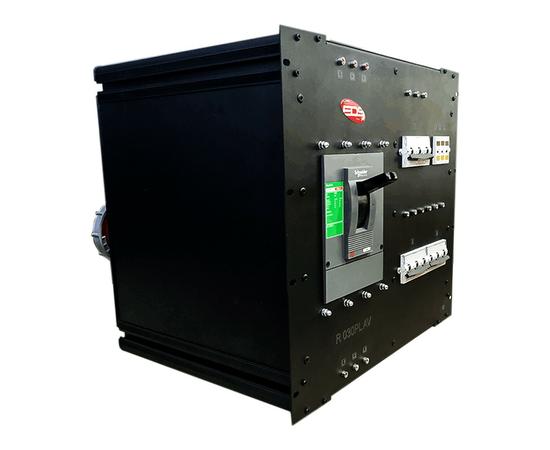 Дистрибьютор питания R 030 PL AV с вводом Powerlock — фото 2