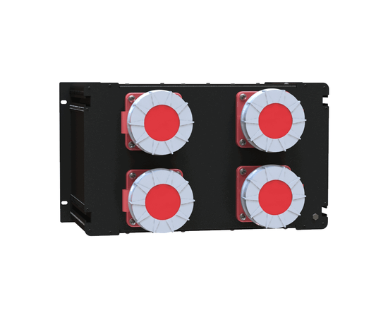 Дистрибьютор питания R 040 PL с вводом Powerlock — фото 2