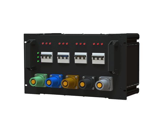 Дистрибьютор питания R 040 PL с вводом Powerlock — фото 1