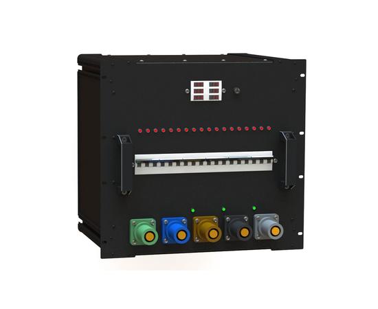 Дистрибьютор питания R 060 PL AV с вводом Powerlock — фото 1