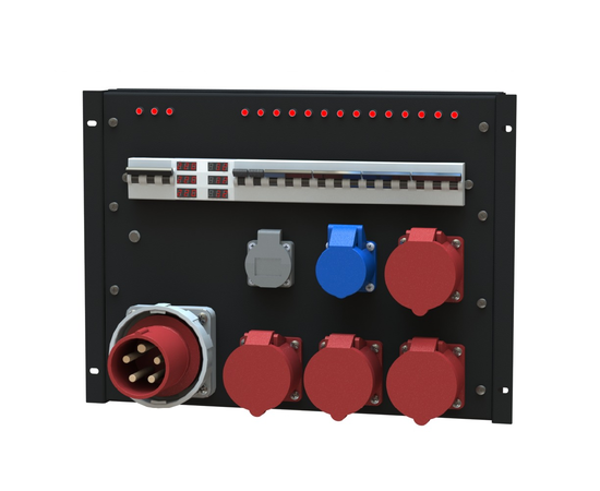 Дистрибьютор питания R 551 AV — фото 1