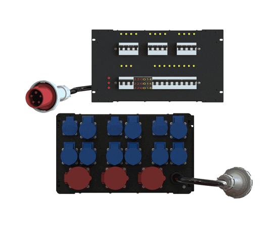 Дистрибьютор питания RC 5123 AV — фото 1