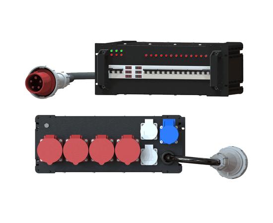 Дистрибьютор питания RC 552 AV — фото 1
