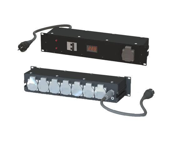 Дистрибьютор питания RC 708.1V — фото 1