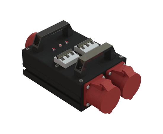 Дистрибьютор питания T 420.1 ICB — фото 1