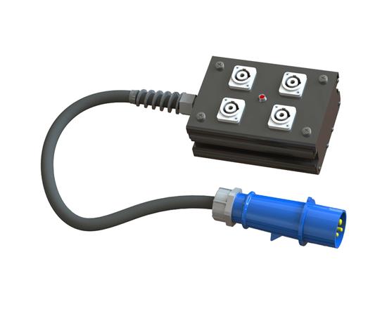 Дистрибьютор питания TC 1-4PC — фото 1