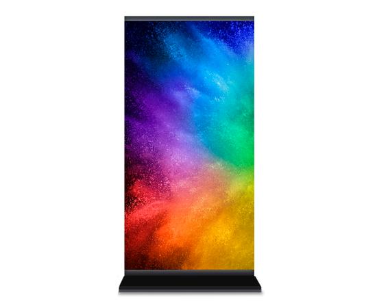 Светодиодный пилон 960x1920мм, шаг пикселя 1.86мм, для помещения — фото 1