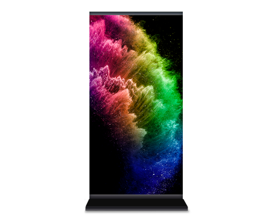 Светодиодный пилон 768x1536мм, шаг пикселя 2мм, для помещения — фото 1
