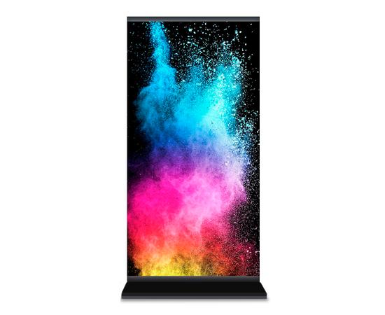Светодиодный пилон 640x1600мм, шаг пикселя 1.86мм, для помещения — фото 1