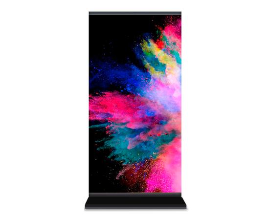 Светодиодный пилон 960x1600мм, шаг пикселя 2мм, для помещения — фото 1