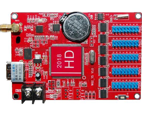 Контроллер HD-W62-75 для бегущей строки — фото 1
