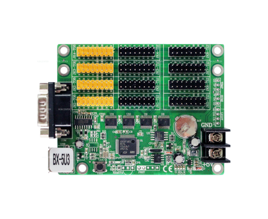 Контроллер BX-5U3 для бегущей строки — фото 1