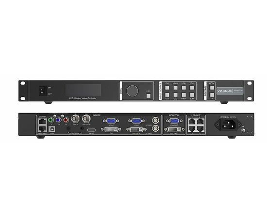 Видеопроцессор Novastar Nova VX400S — фото 1