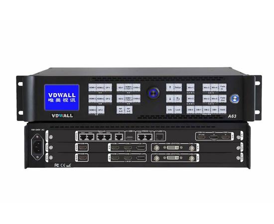 Видеопроцессор VDWall A63 — фото 1