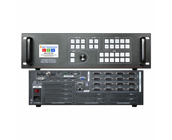 Мультиоконный видеопроцессор Amoonsky AMS-SC16KS — фото 1