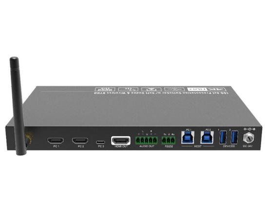Презентационный Wi-Fi коммутатор AV-BOX SCU41-BYOD — фото 2
