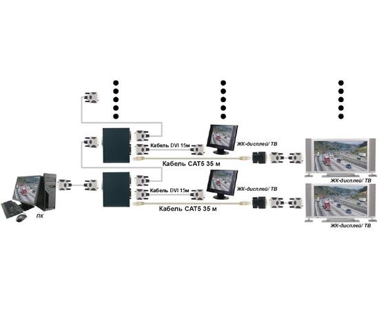 Передатчик AV-BOX 1TP-15RT — фото 4