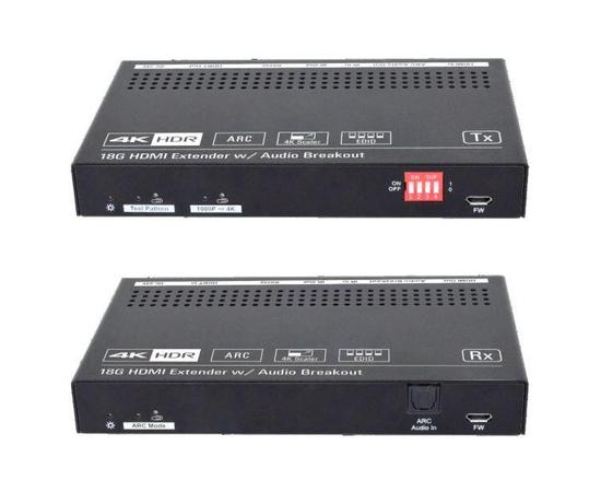 Приемник+Передатчик AV-BOX TPUH610S — фото 1