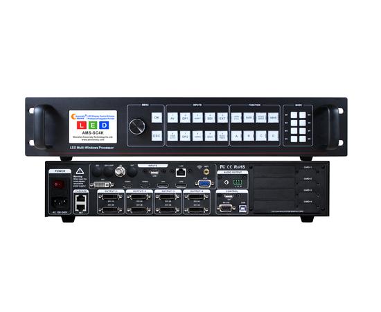 Видеопроцессор Amoonsky AMS-SC4KS — фото 1