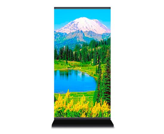 Светодиодный уличный пилон 768x1728мм, шаг пикселя 6мм — фото 1