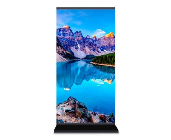 Светодиодный уличный пилон 960x1600мм, шаг пикселя 5мм — фото 1