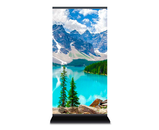 Светодиодный уличный пилон 960x2080мм, шаг пикселя 4мм — фото 1