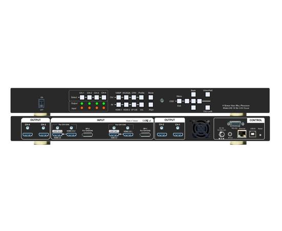 Процессор Datavideo TWP-10 — фото 1