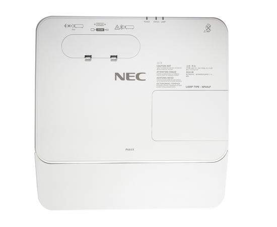 Проектор NEC P603X 60004331 — фото 6