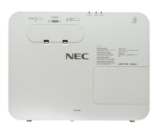 Проектор NEC P554W 60004330 — фото 10