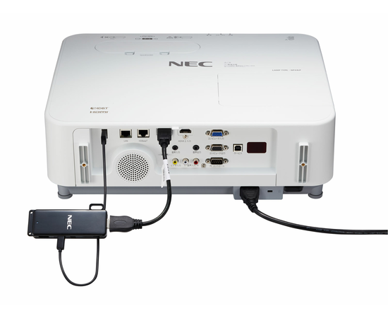 Проектор NEC P554W 60004330 — фото 12