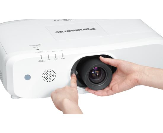 Проектор Panasonic PT-EW550E — фото 6