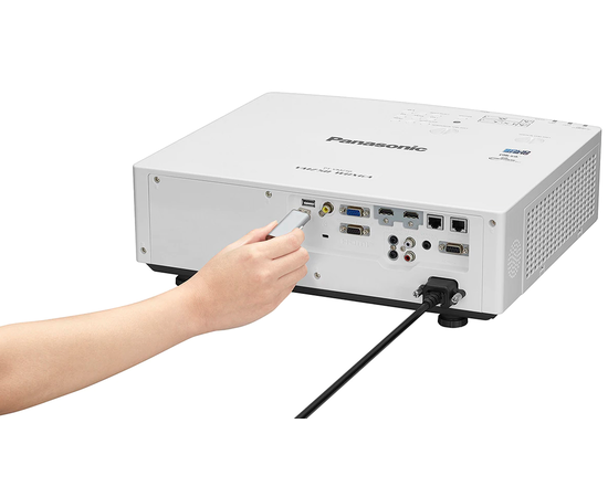 Проектор Panasonic PT-VMZ50 — фото 7