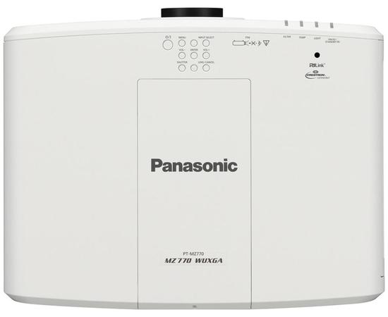 Проектор Panasonic PT-MZ770E — фото 4