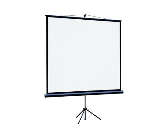 Проекционный экран на штативе Lumien Eco View LEV-100108, 203x203см — фото 1